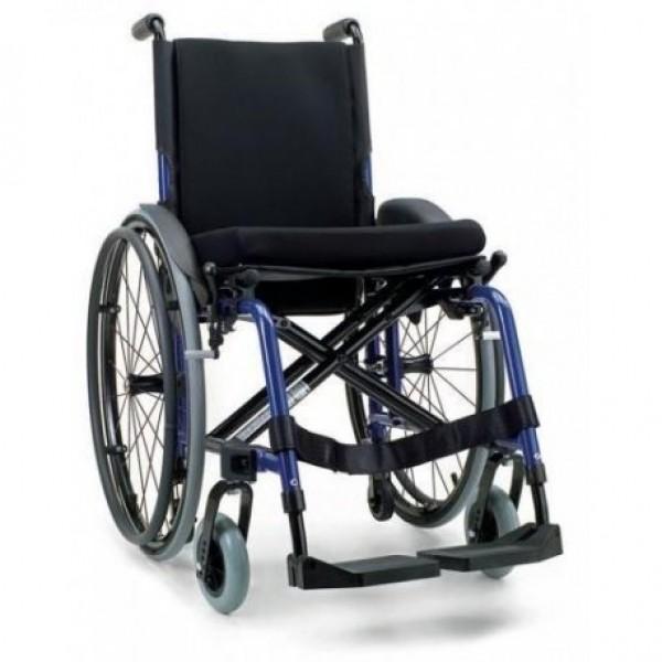 GR 120 Foldable wheelchair