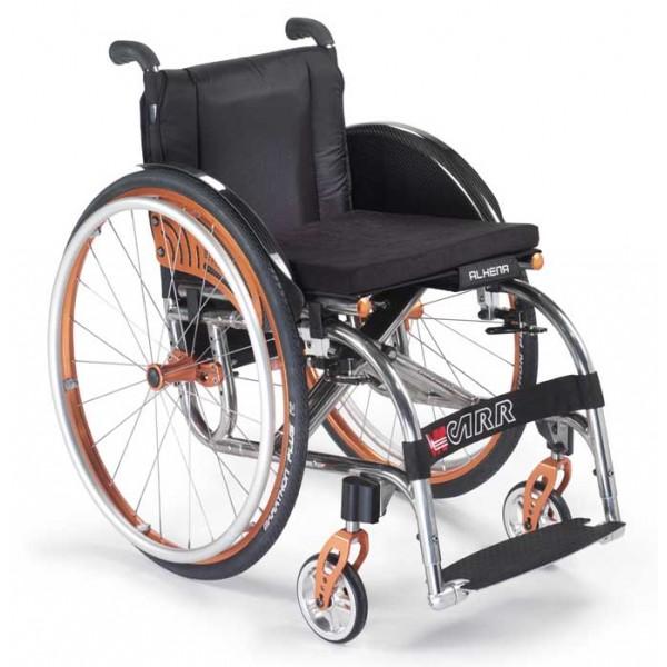 ALHENA   titanium wheelchair
