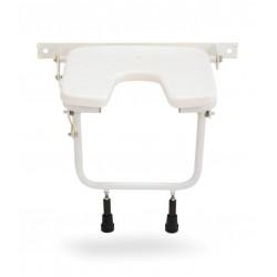 AC–385 Κάθισμα Μπάνιου Επιτοίχιο Πτυσσόμενο