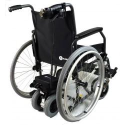 KUBO αναδιπλούμενο αναπηρικό αμαξιδίο
