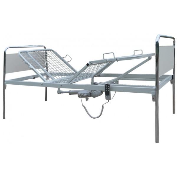 Νοσοκομειακή Κλίνη Ημι-Ηλεκτρική Με Ρόδες AC–405W