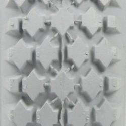 """Ελαστικά Ηλεκτρικών Αμαξιδίων 4.10/""""3.50"""" - 6""""  Block patterned"""
