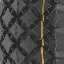 """Ελαστικά Ηλεκτρικών Αμαξιδίων 4.00"""" - 4"""" black patterned"""